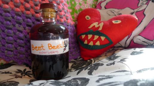 Beet-liquer
